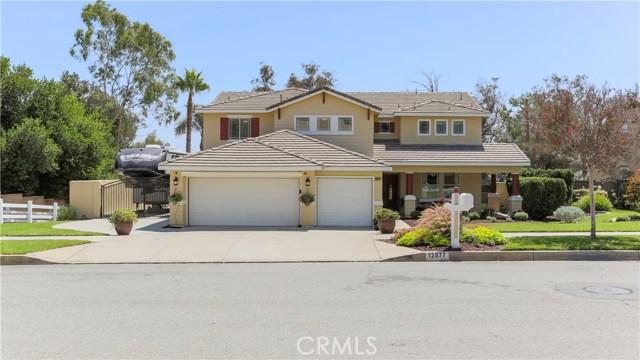 12877 E Rancho Estates Place, Rancho Cucamonga in San Bernardino County, CA 91739 Home for Sale
