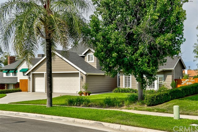 625 GREENWOOD Court Redlands, CA 92373 - MLS #: EV17176240