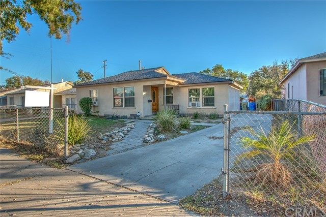 Single Family Home for Sale at 1511 Virginia Street W San Bernardino, California 92411 United States