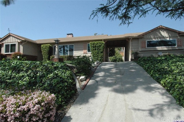 Single Family Home for Rent at 2455 Upper Terrace La Crescenta, California 91214 United States