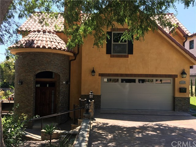 Single Family Home for Sale at 1219 Frances Avenue Fullerton, California 92831 United States