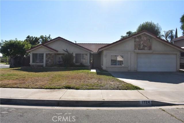 1724 N Encina Avenue, Rialto, California