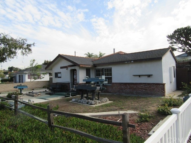 ***JUST LISTED - BEAUTIFUL SINGLE FAMILY HUD HOME IN SOUTH TORRANCE***  This amazingly located 3 bedroom, 1 bathroom home features include:  2 steps up to a uncovered front porch to a tiled entry adjacent to the bright and spacious living room with carpeted floors, partial wood paneled walls, gas wall heater and adjacent to the dining area with carpeted floors.  Open kitchen with tiled floors/counter tops, double sink, garbage disposal, vent hood, free standing range and side door which leads out to a carport with access to the 2 car detached garage with washer/dryer and hot water heater.  The main hallway affords access to a full bathroom with combination bath tub/shower and to all 3 bedrooms (2 of which have closet sliders) and one opens out to the concrete patio and covered patio.  The garage has an addition which is permitted as a utility area, work room, permitted 3/4 bathroom and the rear yard is framed with a wooden fence.  Ideal location in South Torrance...DON'T MISS OUT ON THIS OPPORTUNITY!!!