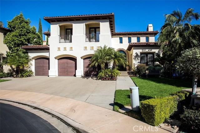 Single Family Home for Sale at 11 Via Burrone Newport Coast, California 92657 United States