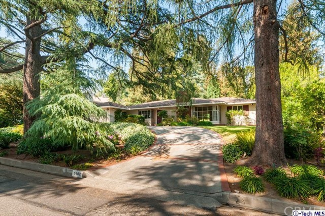 5102 Jarvis Avenue La Canada Flintridge, CA 91011 is listed for sale as MLS Listing 316004225
