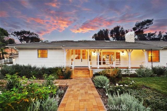 5 Openbrand Road, Rolling Hills CA 90274