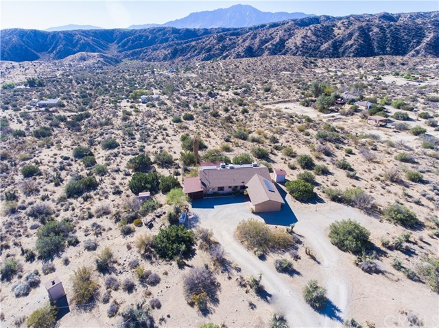 Single Family Home for Sale at 48528 Adeline Way 48528 Adeline Way Morongo Valley, California 92256 United States