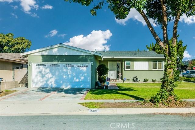 Single Family Home for Sale at 2401 Bond Avenue La Habra, California 90631 United States