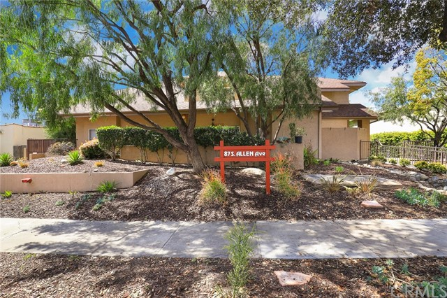 87 S Allen Avenue 206 , CA 91106 is listed for sale as MLS Listing AR18074372