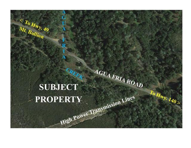 土地 为 销售 在 Agua Fria Road Bear Valley, 加利福尼亚州 95338 美国