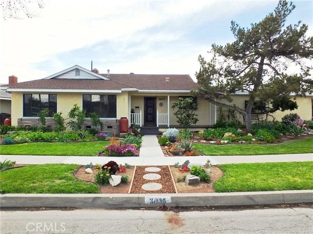 Single Family Home for Sale at 3035 Nipomo Avenue Long Beach, California 90808 United States