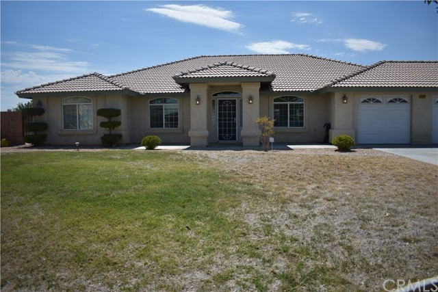 12502 Sarsi Place Apple Valley, CA 92308 - MLS #: EV17162123