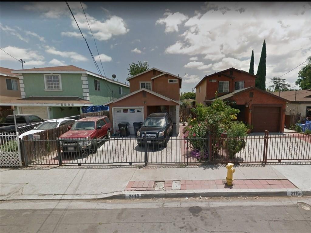 2118 E 117th Street Los Angeles, CA 90059 - MLS #: PW18141901