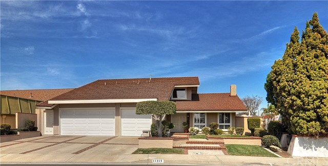 11315 Dewdrop Avenue Fountain Valley, CA 92708 is listed for sale as MLS Listing OC17050838