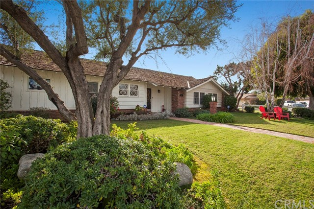 Single Family Home for Sale at 748 Paseo Place Fullerton, California 92835 United States