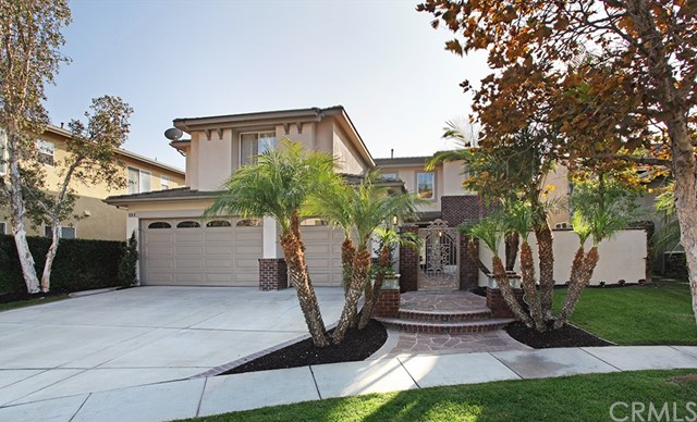 Single Family Home for Sale at 3836 Whistle Train Road Brea, California 92823 United States