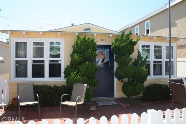303 Ruby Avenue, Newport Beach, CA 92662