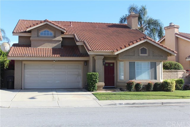11583 Claridge Drive Rancho Cucamonga CA  91730