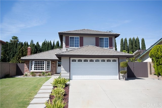 Single Family Home for Sale at 11449 Suzette River St Fountain Valley, California 92708 United States