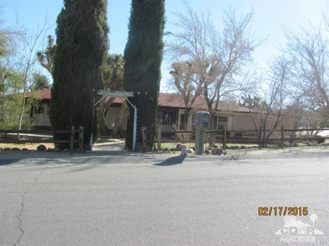 8367 Grand Avenue, Yucca Valley CA 92284