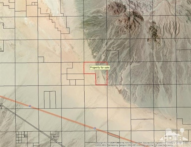 Single Family for Sale at dDnes Desert Center, California 92239 United States