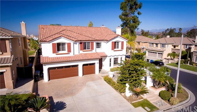 1356  Bellavista Drive, Walnut, California