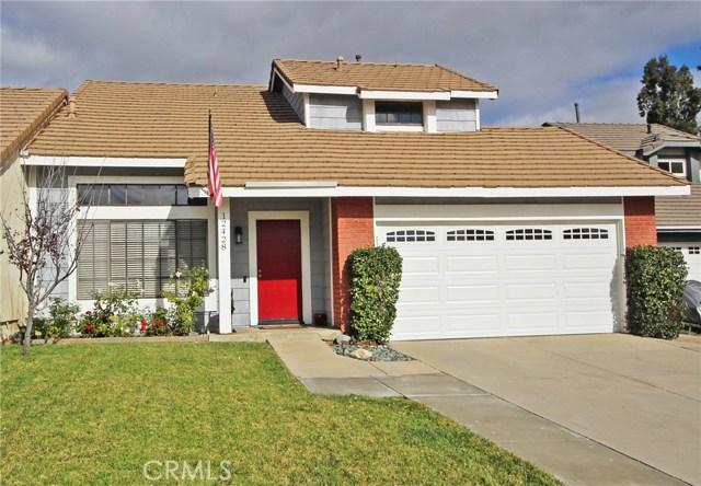 12428 Lily Court, Rancho Cucamonga, California