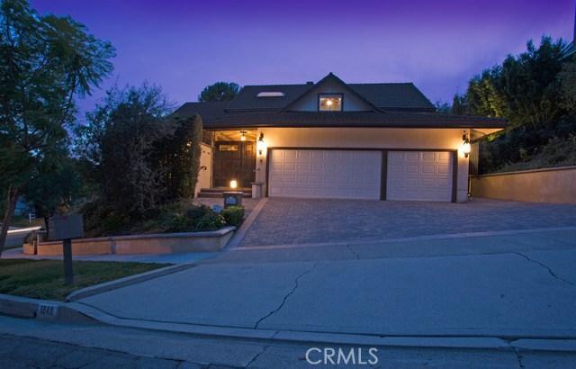 Single Family Home for Sale at 1040 La Senda Drive Fullerton, California 92835 United States
