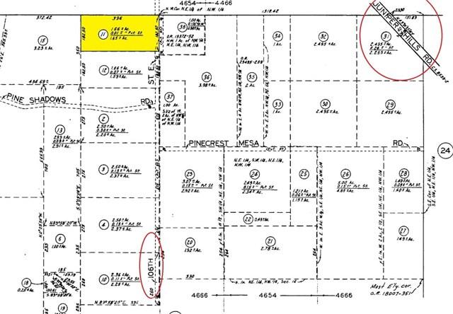 29447 106th Street Juniper Hills, CA 93543 - MLS #: DW18281811