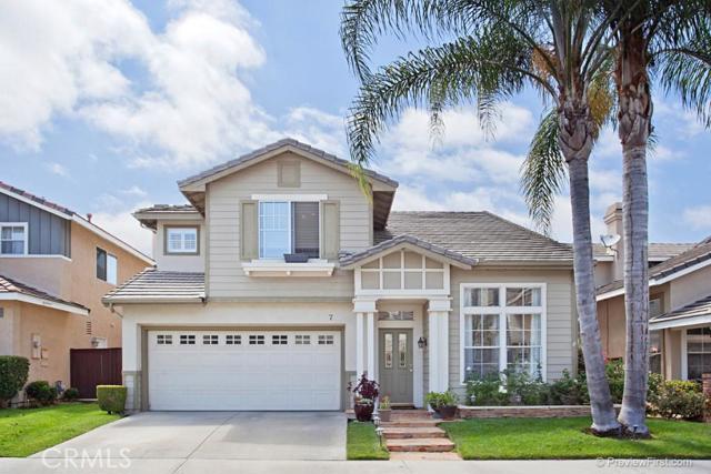 Single Family Home for Sale at 7 Lantana St Aliso Viejo, California 92656 United States