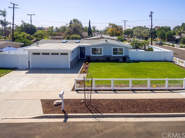 Single Family Home for Sale at 247 Rose Lane Costa Mesa, California 92627 United States