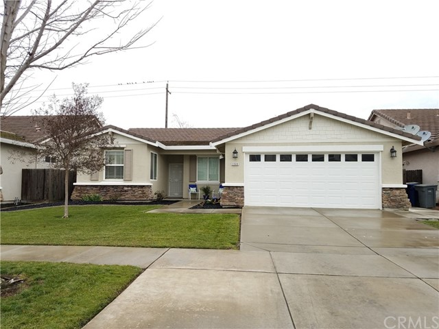 Detail Gallery Image 1 of 1 For 3589 Santiago Ave, Merced, CA, 95348 - 3 Beds   2 Baths