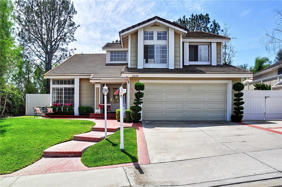 26741 Brandon, Mission Viejo, CA 92692