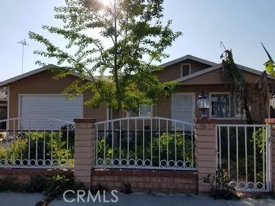 Single Family Home for Sale at 20833 Renn Avenue S Laton, California 93242 United States