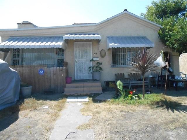 718 Colden Avenue, Los Angeles, California 90002