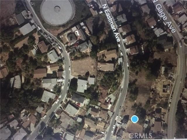1000 N Eastman Ave City Terrace, CA 0 - MLS #: PW17219016
