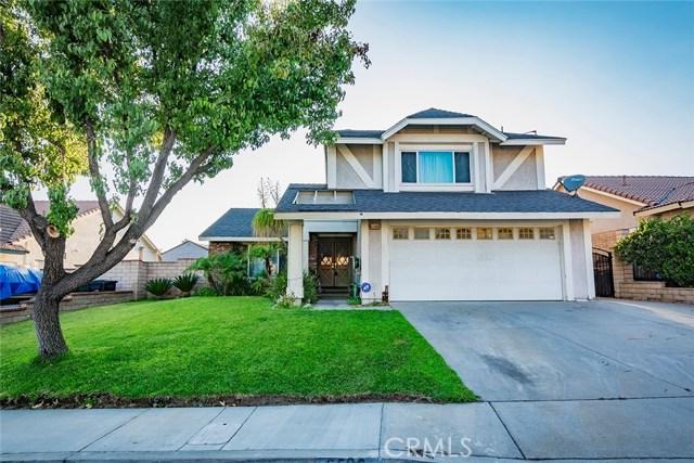6596  Mimosa Place, Rancho Cucamonga, California