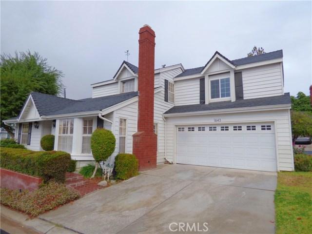 1643 Shelburne Lane Riverside CA 92506