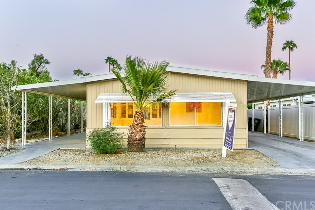 199 Juniper Drive Palm Springs, CA 92264 is listed for sale as MLS Listing IG17240855