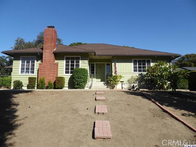 3815 Greenhill Rd, Pasadena, CA 91107 Photo
