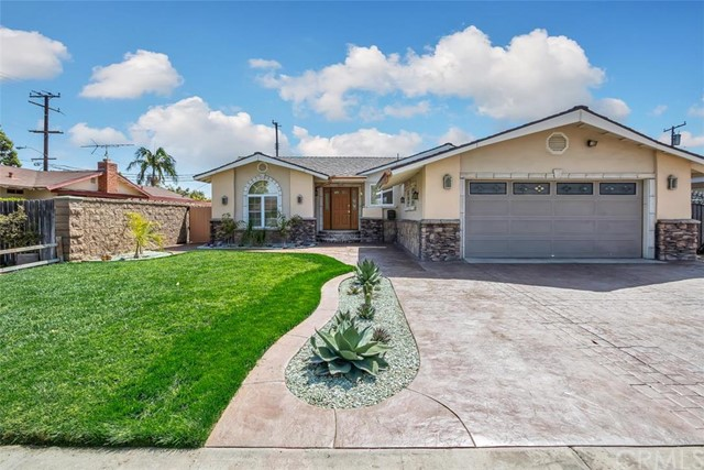 Single Family Home for Sale at 14522 Cork St Garden Grove, California 92844 United States
