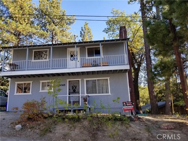 Casa Unifamiliar por un Venta en 33065 Keller Drive Arrowbear Lake, California 92382 Estados Unidos