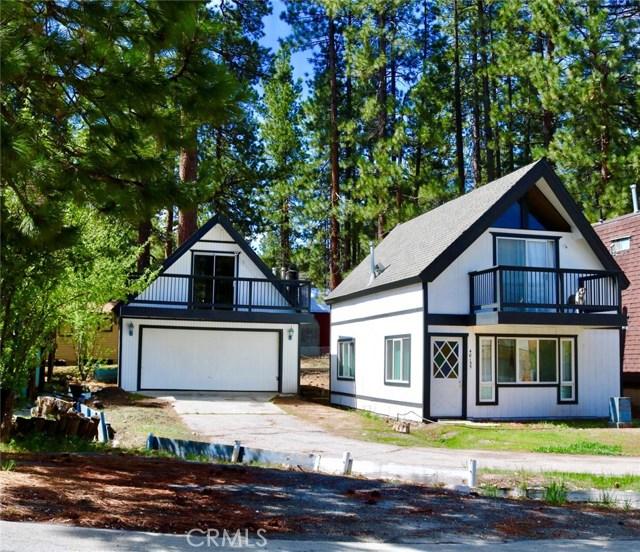 40155 Mahanoy Lane Big Bear, CA 92315 - MLS #: OC17108854