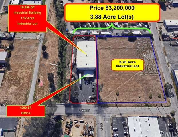 Commercial for Sale at 385 W Valley Street 385 W Valley Street San Bernardino, California 92401 United States