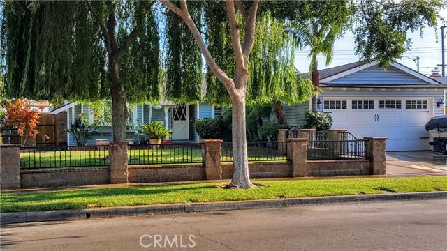 Single Family Home for Sale at 7390 Thunderbird Lane Stanton, California 90680 United States