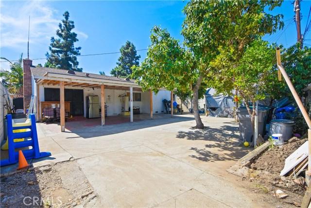 1409 W Pine Street Santa Ana, CA 92703 - MLS #: PW17226133