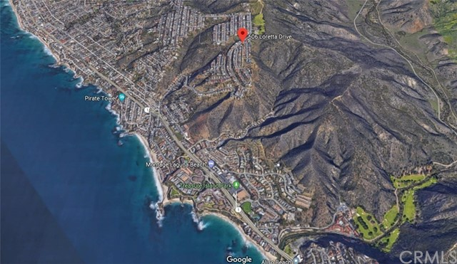 606 Loretta Drive Laguna Beach, CA 0 - MLS #: OC18024317