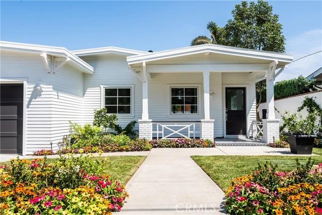 1012 N Rowell Avenue Manhattan Beach, CA 90266 - MLS #: SB18212816