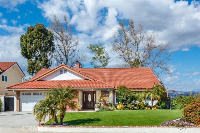 5317 E Suncrest Road  Anaheim Hills CA 92807