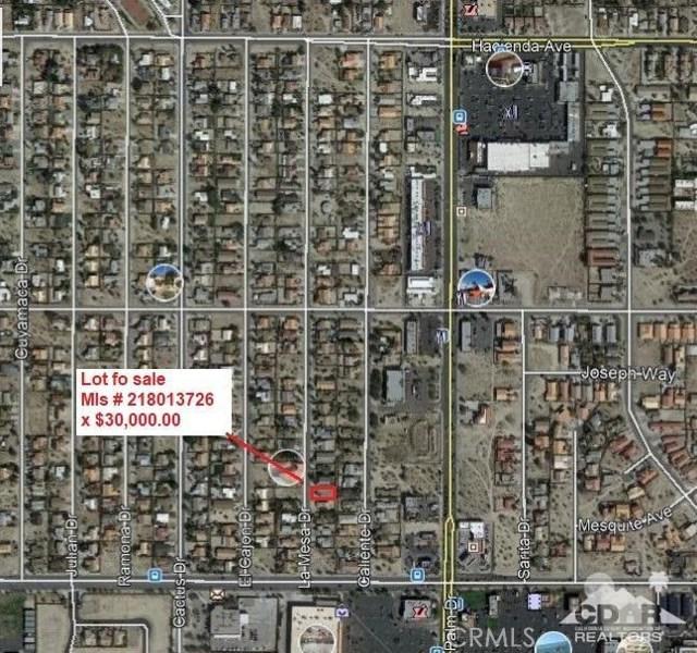 La Mesa Drive Desert Hot Springs, CA 92241 - MLS #: 218013726DA
